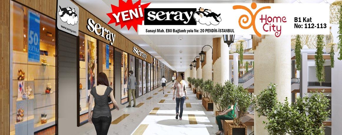 Seray Homecity Pendik İstanbul Mağazası