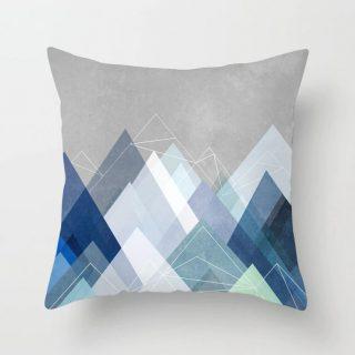 Mavi Dağlar Kırlent