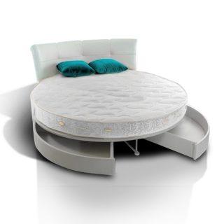 Elegance & Wonder Yuvarlak Yatak Takımı